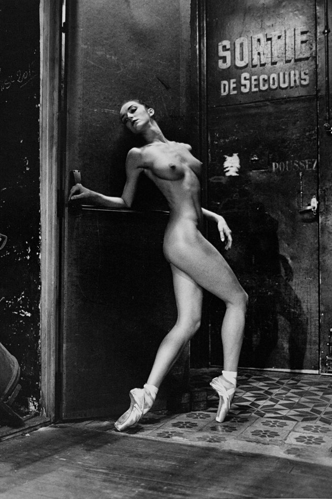 Helmut Newton Art Photography Digital Exhibition