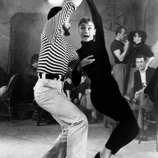 Brigitte Bardot και Audrey Hepburn: Δύο χορεύτριες που έγιναν σύμβολα του σινεμά