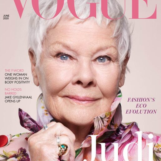 Judi Dench: Cover star, ετών 85