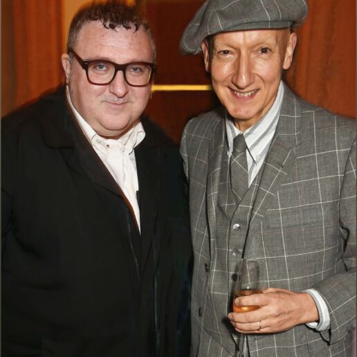 "#SuzyPod: ""Creative Conversations"" With Alber Elbaz And Stephen Jones"