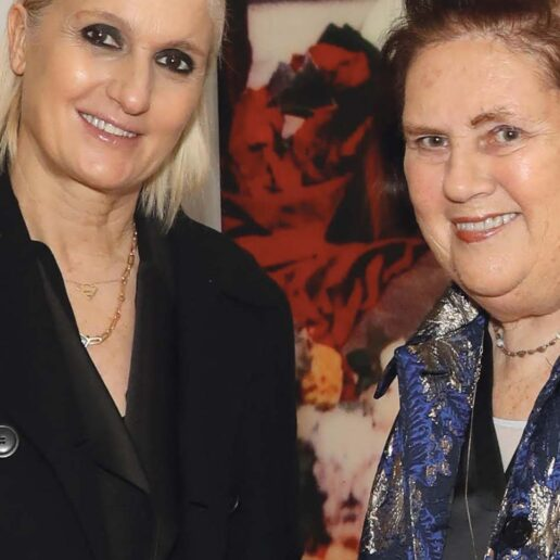 "Suzy Menkes Launches The ""Creative Conversations"" Podcast"