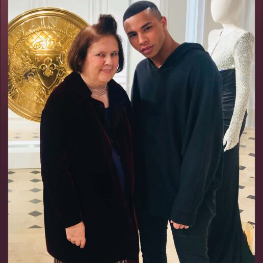 "#SuzyPod: ""Creative Conversations"" With Olivier Rousteing"