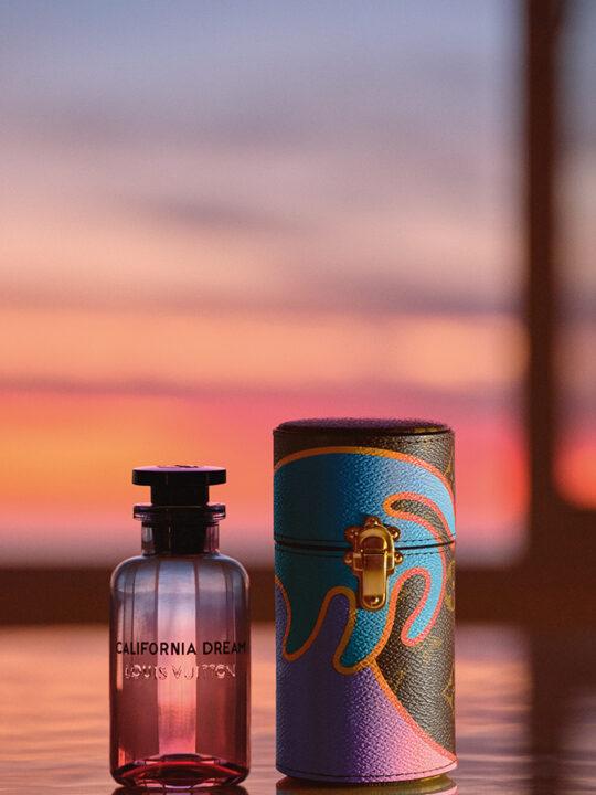 Louis Vuitton: Δήλωση στυλ από μόνο του, το άρωμα California Dream