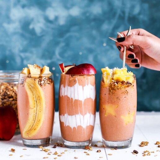 Spring Detox: 3 συνταγές για smoothies που θα σας γεμίσουν ενέργεια