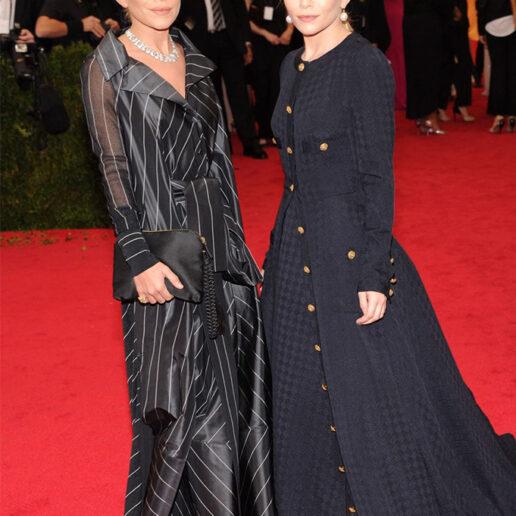 9 φορές που οι αδελφές Olsen φόρεσαν vintage δημιουργίες στο Met Gala