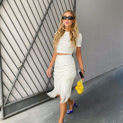 Shop White: 12 στιλάτα τοπ στο χρώμα του λευκού