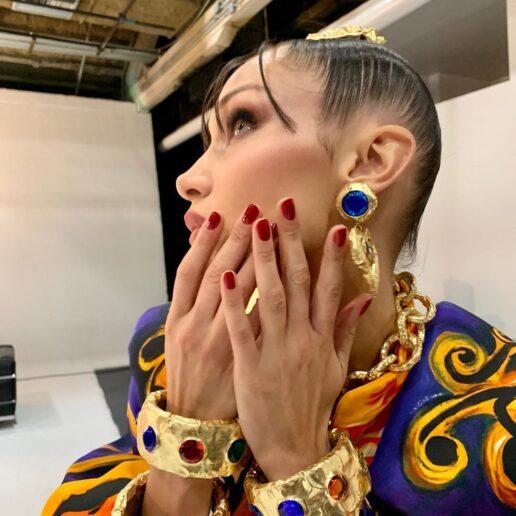 Νail Inspo: Οι 5 τάσεις που προτείνει η nail artist της Bella Hadid