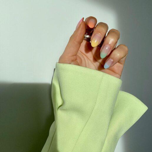Pastel Nails: To πιο διάσημο nail trend στο Instagram