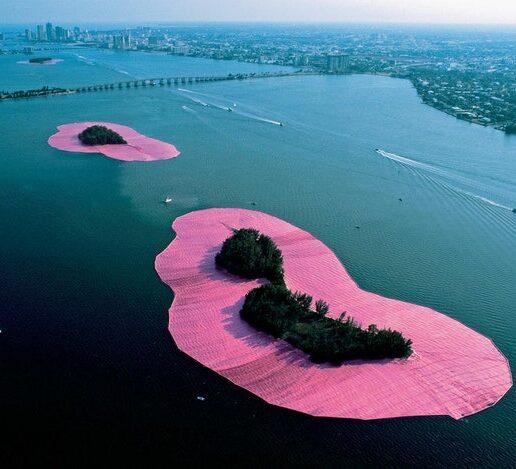 Christo: Δείτε τα 10 κορυφαία έργα της καριέρας του