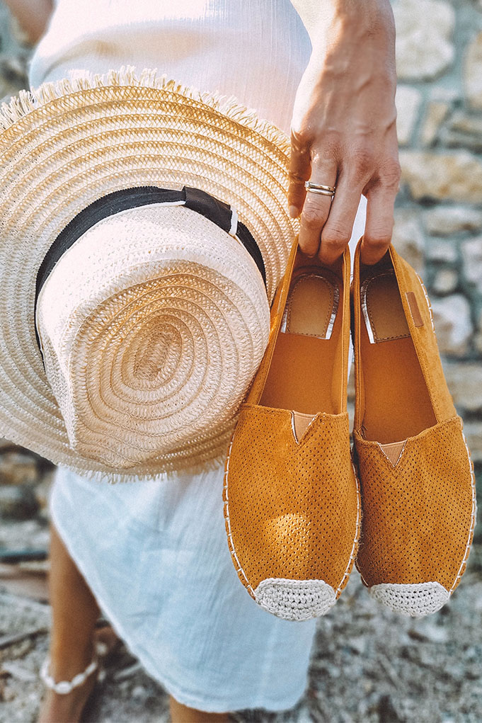 Espadrilles Shoes Trends Vogue