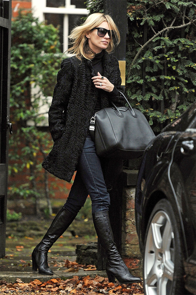 kate moss Givenchy bag vogue