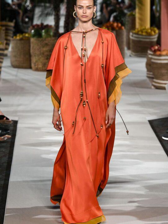 Kαφτάνια: Το πιο κομψά φορέματα του καλοκαιριού