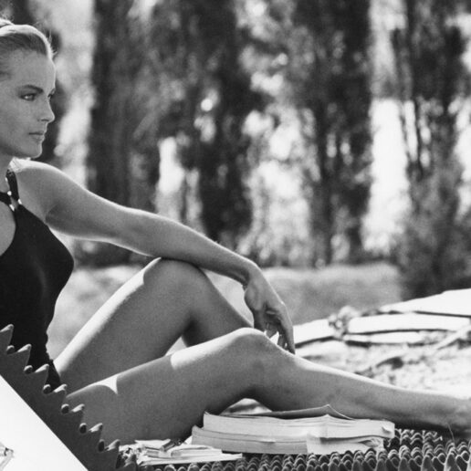 Riviera Chic: 18 καλοκαιρινές φωτογραφίες της Romy Schneider που θα σας εμπνεύσουν