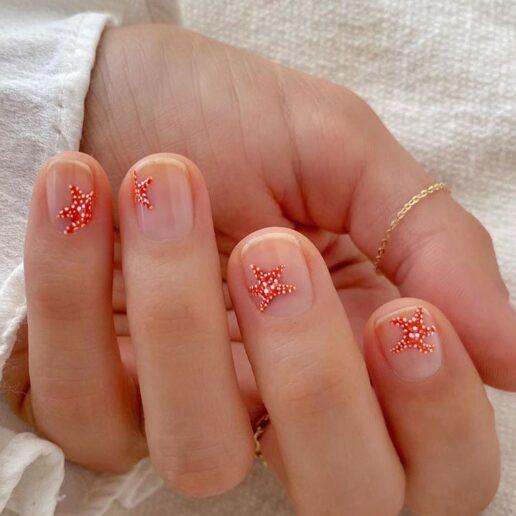 Marine Manicure: Το απόλυτο nail art για τις διακοπές