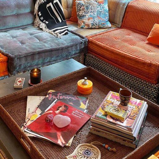 Deco: Η Gigi Hadid μας ξεναγεί στο διαμέρισμα της στο Μανχάταν
