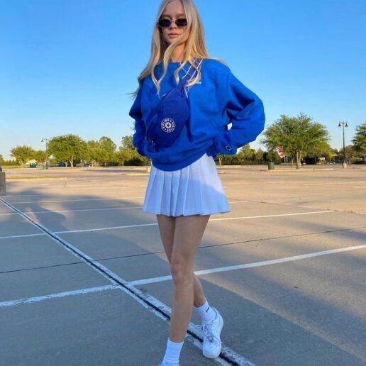 Tennis Skirt: H φούστα που δίνει νέα διάσταση στο sportswear