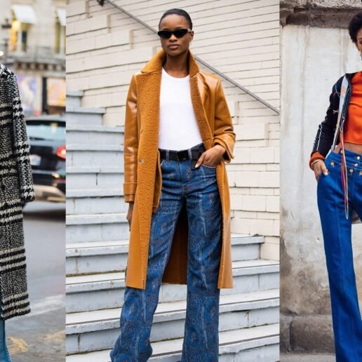 Flared Jeans: Τα τζιν καμπάνα επέστρεψαν και αυτός είναι ο τρόπος να τα φορέσετε