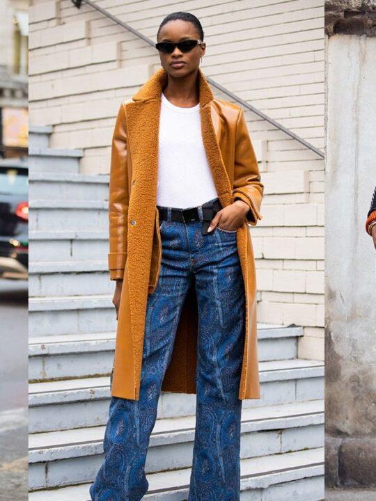 Flared Jeans: Τα τζιν καμπάνα επέστρεψαν και αυτός είναι ο τρόπος να τα φορέσετε