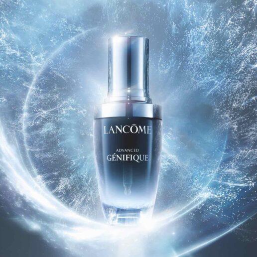 Lancôme: Αναζωογονήστε την επιδερμίδα σας με τον ορό Advanced Génifique