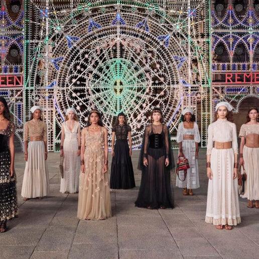 Η Maria Grazia Chiuri μιλάει για τη μαγεία της συλλογής Dior Cruise 2021