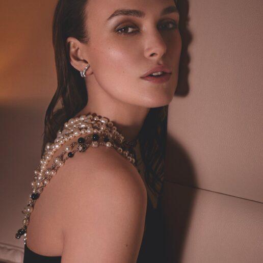 Chanel: Η Keira Knightley σε ένα παιχνίδι αποπλάνησης για το νέο άρωμα του οίκου