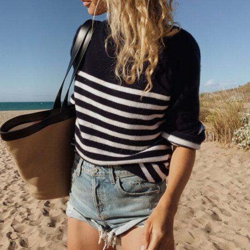 XL Bags: 7 τσάντες που χωράνε όλα τα απαραίτητα της παραλίας