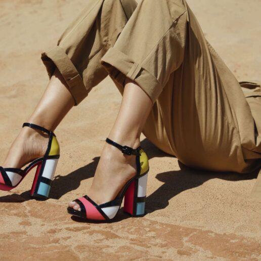 Summer in Loubs: Η νέα καμπάνια του Louboutin έχει άρωμα Ελλάδας
