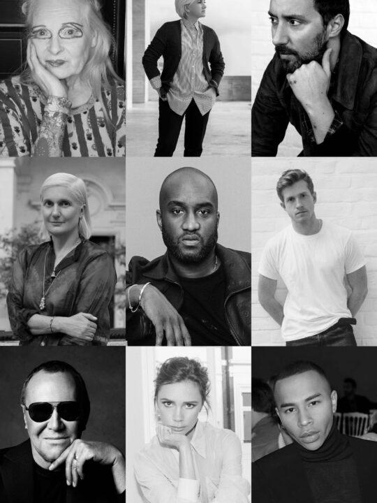 #VogueHope: 10 ηχηρές προσωπικότητες της μόδας ξεχωρίζουν τα ταλέντα του μέλλοντος