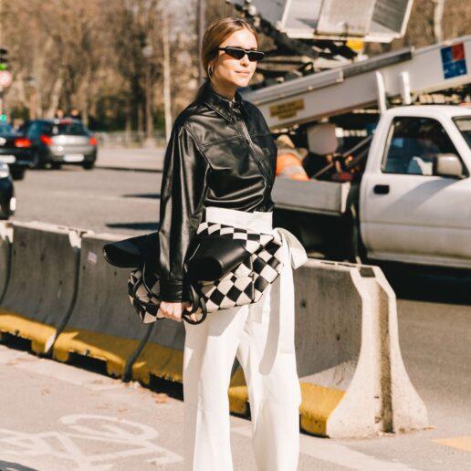 Leather Jacket: Oι πιο stylish τρόποι να το φορέσετε αυτό το Φθινόπωρο