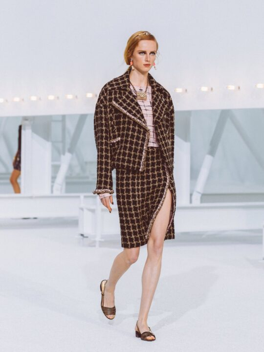 Spring/Summer 2021 Ready-To-Wear/ Chanel