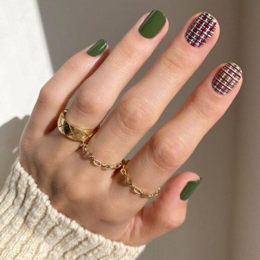 Fall Nails: 10 εμπνευσμένα nail art για να εντυπωσιάσετε