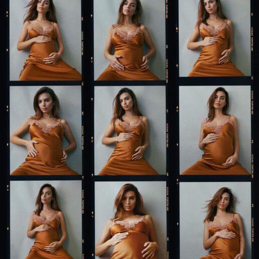 Η Emily Ratajkowski επιβεβαιώνει πως θα γίνει μαμά για πρώτη φορά
