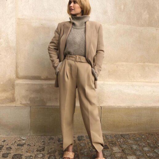 Slouchy Trousers: Τα παντελόνια που αντικαθιστούν τα skinny jeans