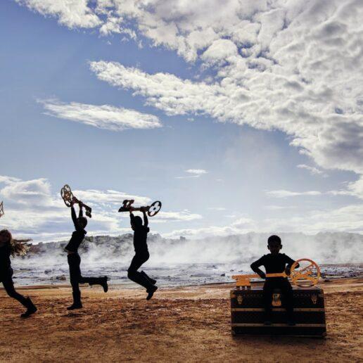 Eτοιμάστε βαλίτσες, η Louis Vuitton μας ταξιδεύει στην Ισλανδία