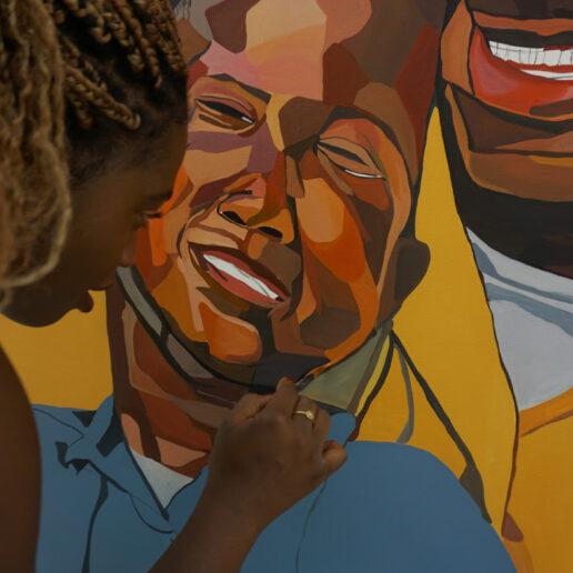Joy Labinjo: «Ήθελα να ομαλοποιήσω στα μάτια του κόσμου την εικόνα ενός μαύρου»
