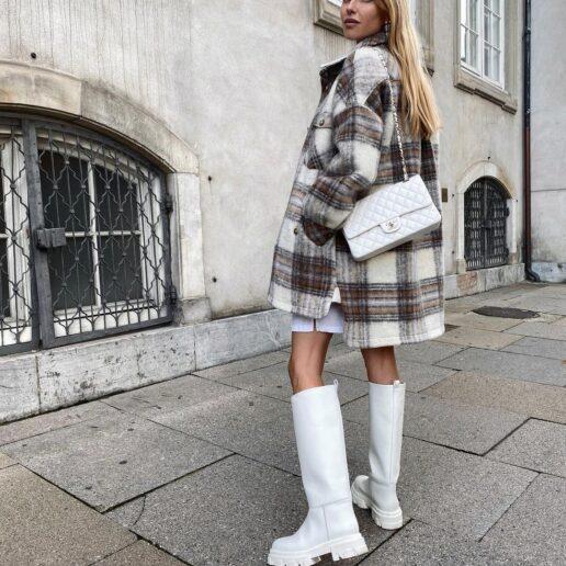 Cabincore Trend: Πώς να φορέσετε το 'it' jacket της σεζόν