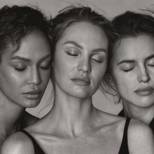 Irina Shayk, Joan Smalls & Candice Swanepoel στα νέα εξώφυλλα της Vogue Greece