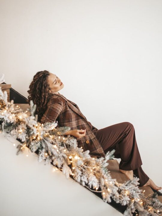 O oδηγός της Vogue για καλαίσθητη Χριστουγεννιάτικη διακόσμηση
