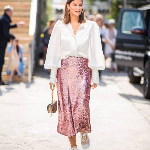 Sequined Skirts: 8 φούστες με παγέτα που θα τραβήξουν τα βλέμματα