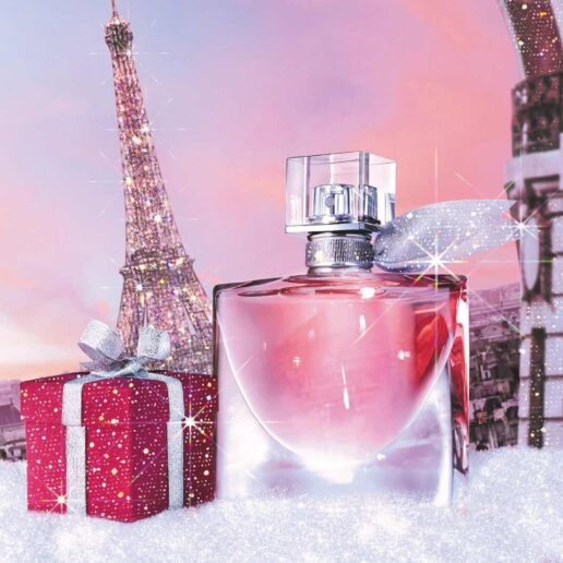 Η Lancôme και το άρωμα La Vie est Belle μας προτρέπουν να κατακτήσουμε την ευτυχία