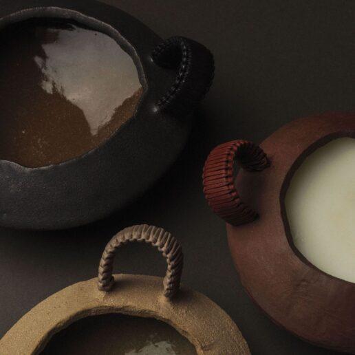 Callista Crafts Χ Yiorgos Trichas: Τα πιο κομψά κεριά για να στολίσετε το σπίτι σας