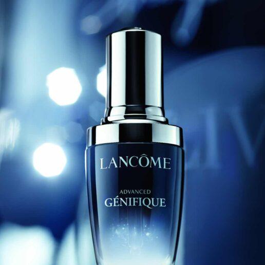 O ορός Advanced Génifique της Lancôme επιταχύνει τη φυσική επανόρθωση της επιδερμίδας κατά 77%