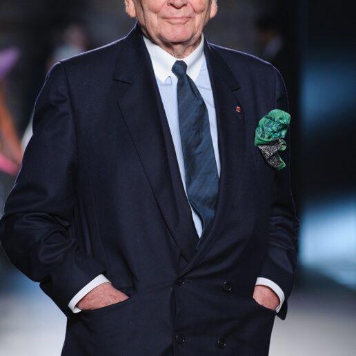 Pierre Cardin: Ο πρωτοπόρος της μόδας πέθανε στο Παρίσι στα 98