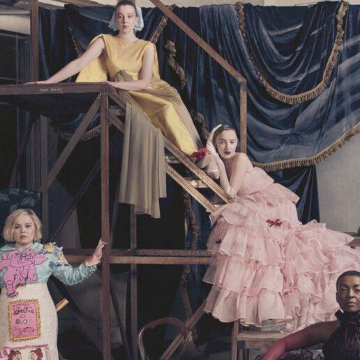 Bridgerton: Οι 3 νέοι σχεδιαστές που δημιούργησαν φορέματα για τις πρωταγωνίστριες