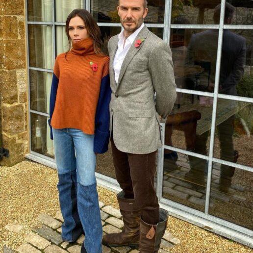 Patchwork Jeans: H Victoria Beckham δείχνει πώς να φορέσουμε τη νέα τάση