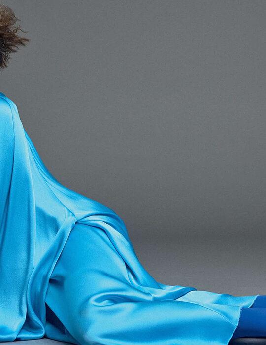 Modern Muse: Η Taylor Hill φοράει την πρώτη ανοιξιάτικη γκαρνταρόμπα