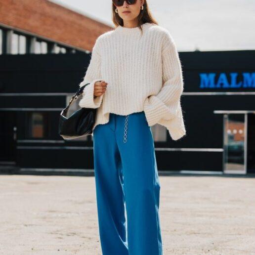 Vogue Knows: 6 διαφορετικοί τρόποι να φορέσετε το λευκό σας πουλόβερ