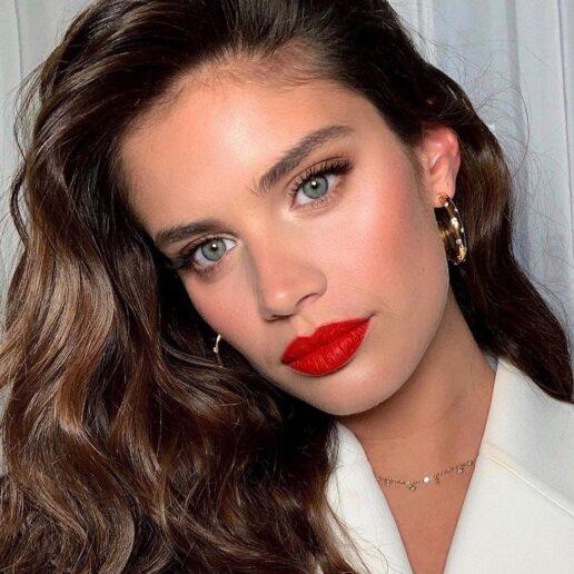 Valentine's Day Ready: 10 ιδέες για μακιγιάζ με κόκκινα χείλη