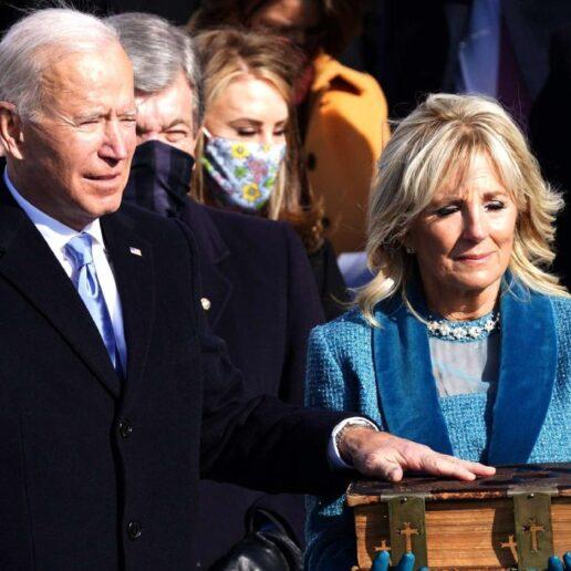 Ορκωμοσία Biden-Harris: Μέρα ισχυρών συμβολισμών στο Καπιτώλιο