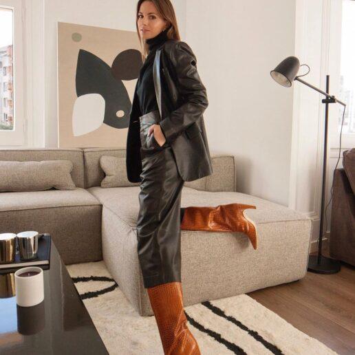 Leather Trend: 9 δερμάτινα κομμάτια που αξίζει να αγοράσετε στις εκπτώσεις